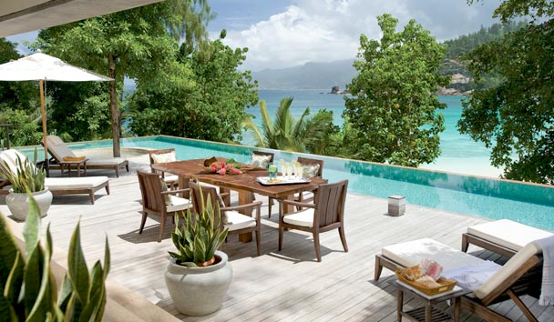 Four Seasons Resort Seychelles: Three Bedroom Beach Suite