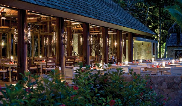 Four Seasons Resort Seychelles: Kannel Restaurant