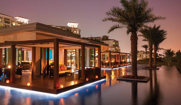 The St. Regis Saadiyat Island Resort: Exterior
