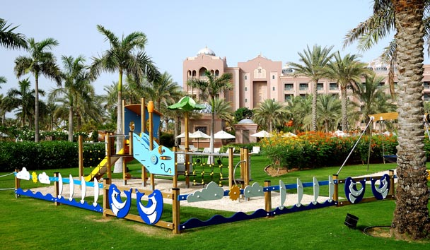Emirates Palace: Children's Play Area