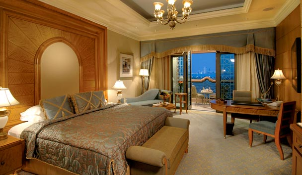 Emirates Palace: Diamond Room