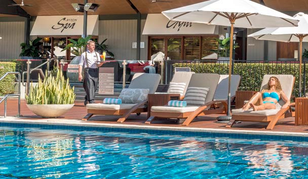The Byron at Byron Resort and Spa: Outdoor Pool