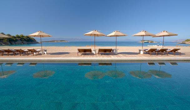 Amanzoe: Outdoor Pool