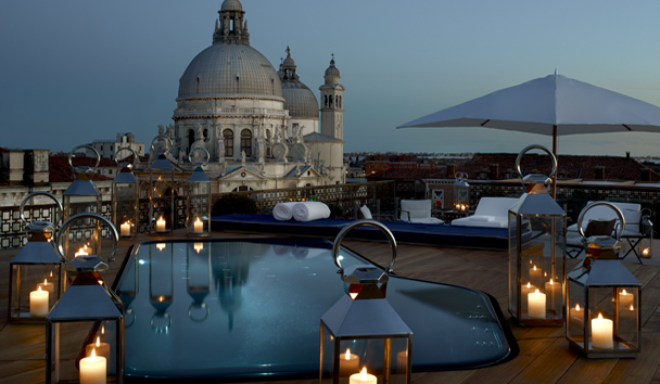 The Gritti Palace: Redentore Terrazza Suite