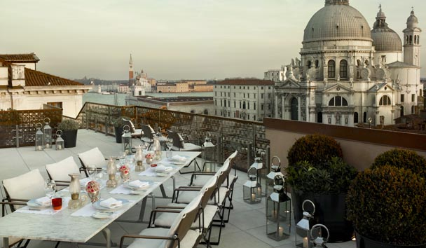 The Gritti Palace: Redentore Suite