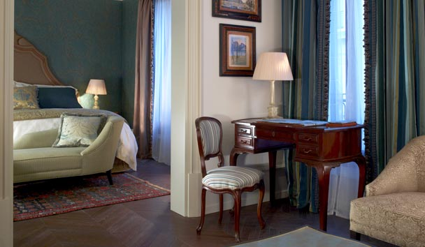 The Gritti Palace: Sestriere Suite