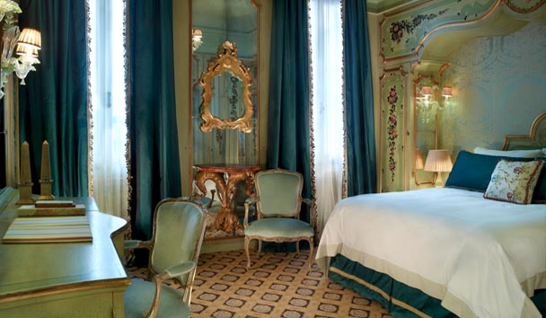 The Gritti Palace: Venetian Room
