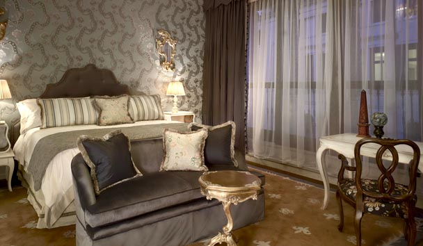 The Gritti Palace: Giglio Prestige Room
