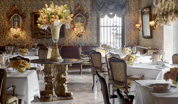 The Gritti Palace: Club del Doge