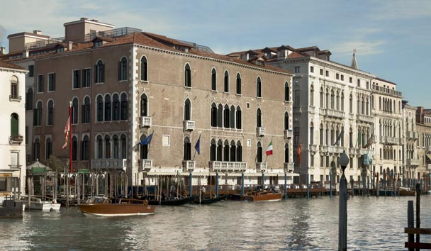The Gritti Palace: Exterior