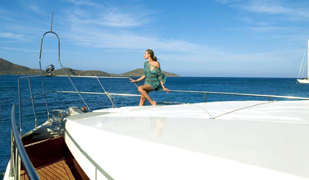 Elounda Peninsula All Suite Hotel: Yachting
