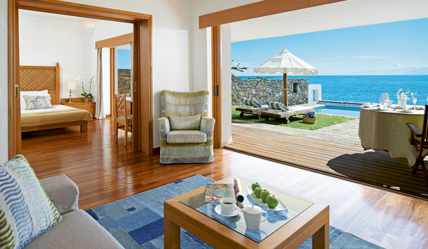 Elounda Peninsula All Suite Hotel: Presidential Suite