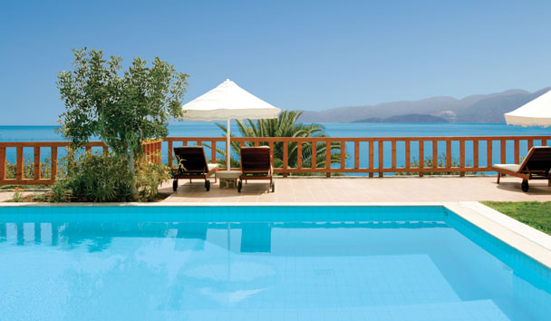 Elounda Mare Relais & Châteaux Hotel: King Minos Royalty Suite Private Pool
