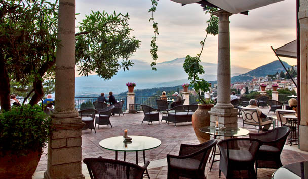 Belmond Grand Hotel Timeo: The Literary Terrace & Bar