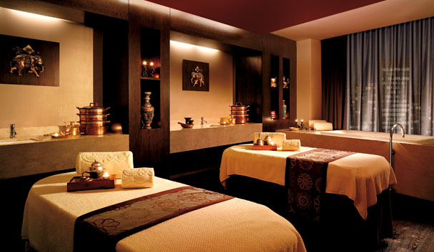 Shangri-La Hotel, Sydney: Spa Treatment Room