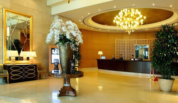 Caravelle Saigon: Reception Area