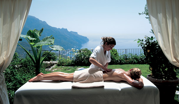 Belmond Hotel Caruso: Spa Treatment