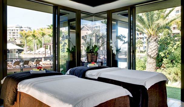 One&Only Cape Town: Spa Couple's Treatment Room