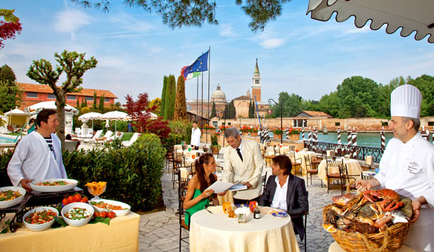 Hotel Cipriani Opens a New Restaurant