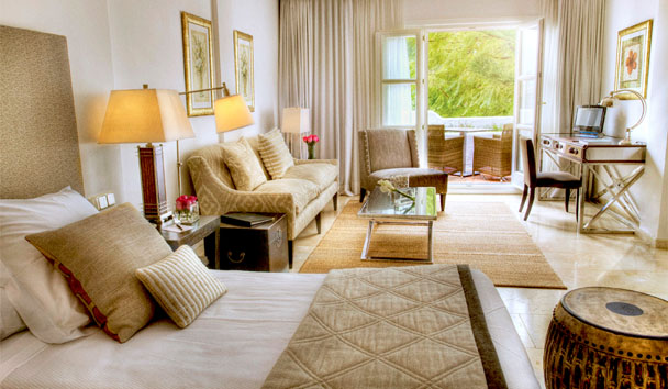 Puente Romano Beach Resort & Spa, Marbella: Junior Suite