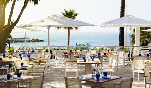 Puente Romano Beach Resort & Spa, Marbella: Sea Grill
