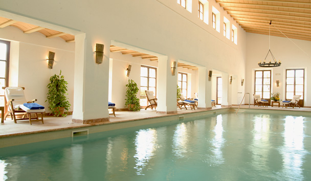 Belmond La Residencia: Indoor Spa Pool