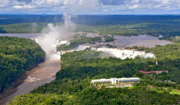 Sheraton Iguazu Resort & Spa: Aerial View