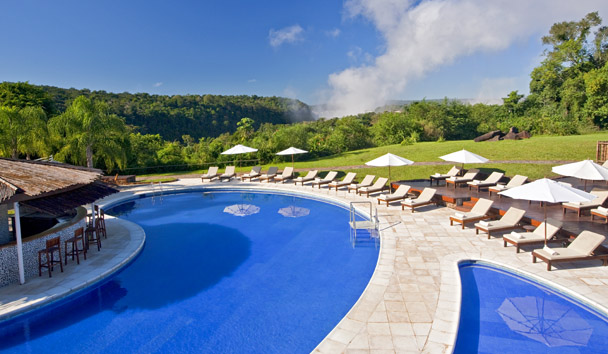 Sheraton Iguazu Resort & Spa: Swimming Pool