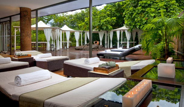 Sheraton Iguazu Resort & Spa: SEDA Spa Zen Room