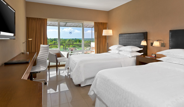 Sheraton Iguazu Resort & Spa: Superior Twin Jungle View Room