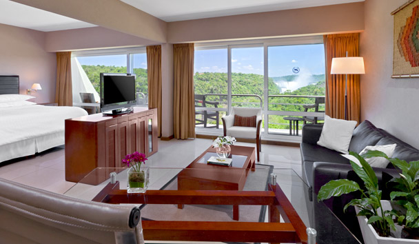 Sheraton Iguazu Resort & Spa: Premier Suite