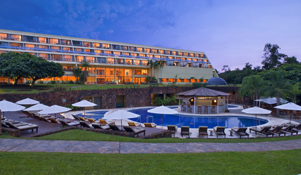 Sheraton Iguazu Resort & Spa: Exterior