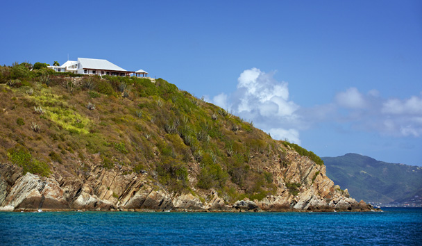 Crow's Nest - Peter Island Resort & Spa, The British Virgin Islands