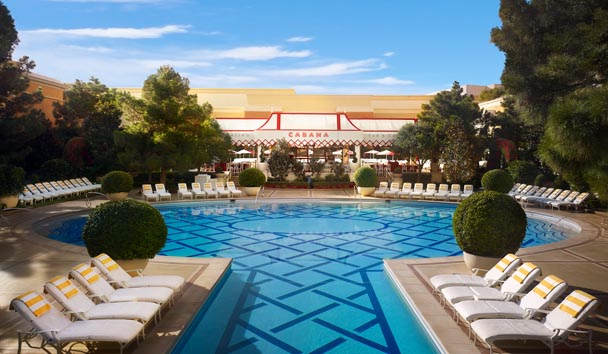 Wynn Las Vegas: Swimming pool