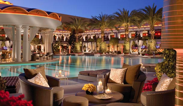 Encore at Wynn Las Vegas: Swimming Pool
