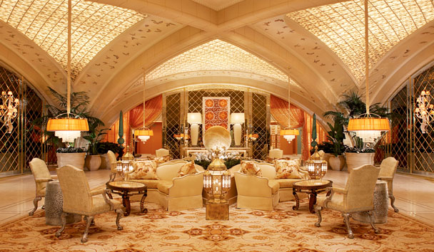 Encore at Wynn Las Vegas: Spa Lobby