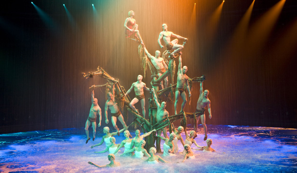 Encore at Wynn Las Vegas: La Reve - The Dream