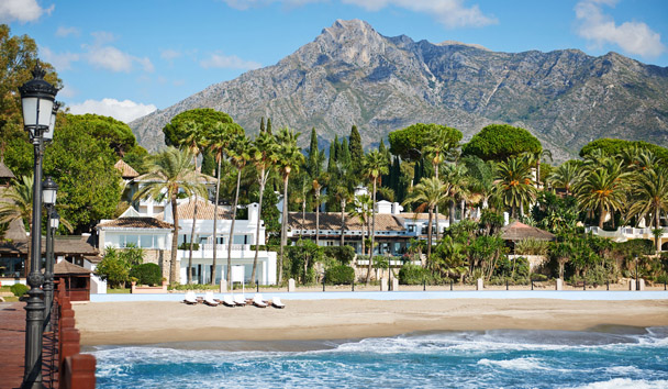 Villa del Mar at Marbella Club Hotel, Golf Resort & Spa