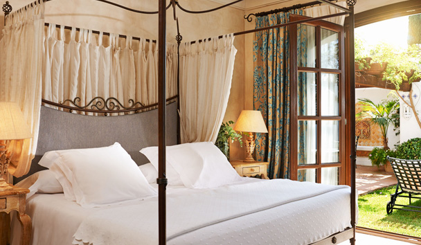 Villas at Marbella Club Hotel, Golf Resort & Spa: Villa Double Bedroom