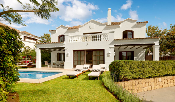 Villas at Marbella Club Hotel, Golf Resort & Spa: Four Bedroom Villa and Private Pool
