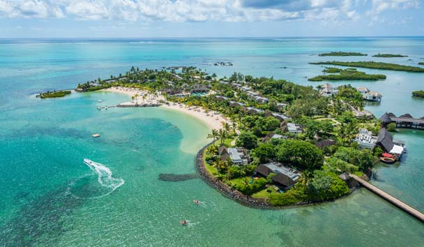 Four Seasons Resort Mauritius at Anahita: Resort View