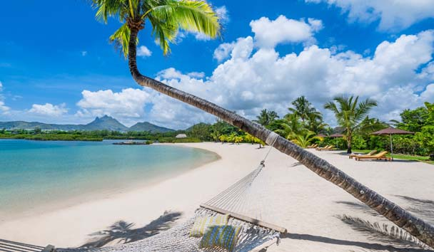 Four Seasons Resort Mauritius at Anahita: Beach
