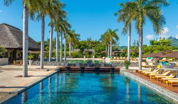 Four Seasons Resort Mauritius at Anahita: Swimming Pool