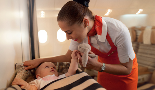 Need Some Help Entertaining Your Little Ones When Flying Long-haul?
