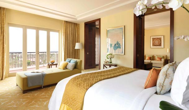 The Ritz-Carlton, Dubai: Executive Suite