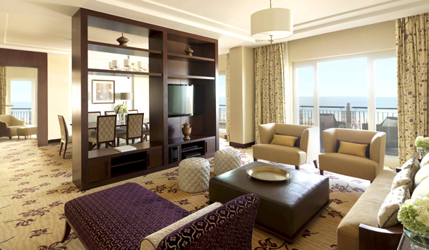 The Ritz-Carlton, Dubai: The Ritz-Carlton Suite
