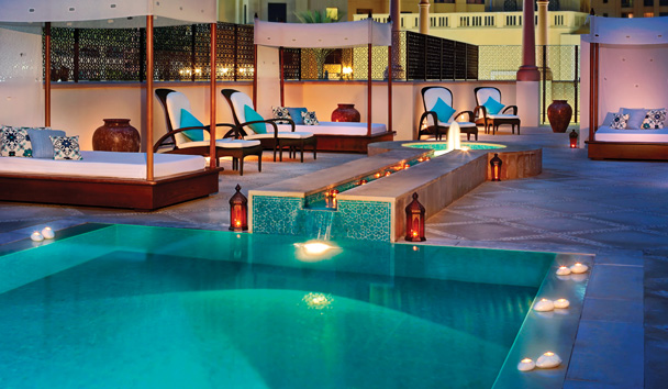 The Ritz-Carlton, Dubai: Spa Lap Pool