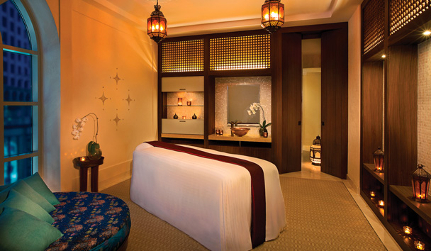 The Ritz-Carlton, Dubai: Spa Treatment Room