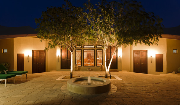 Al Maha, a Luxury Collection Desert Resort & Spa: Emirates Suite Exterior