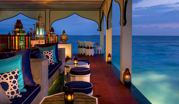 Four Seasons Resort Maldives at Landaa Giraavaru: Shisha Bar